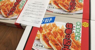 Suntory「宇都宮餃子を3種セット」が当選 サントリー バロー Valor
