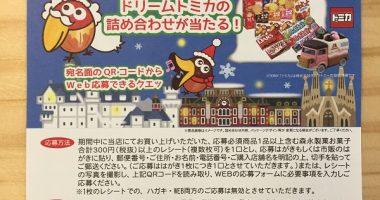 ヤマナカ×森永製菓「キョロちゃんからのクリスマスプレゼント