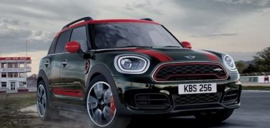 MINIの「THE NEW MINI JOHN COOPER WORKS CROSSOVER. 3日間モニター&プレゼントキャンペーン」
