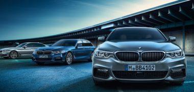 BMWの「ニューBMW 5シリーズ ツーリング デビュー記念プレゼントキャンペーン