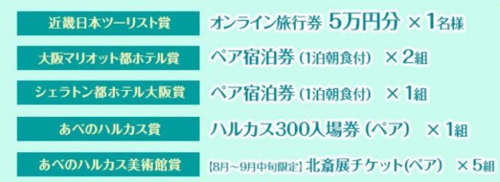 近畿日本ツーリストの「#ダレカニミセタイオオサカ フォトコンテスト 2017