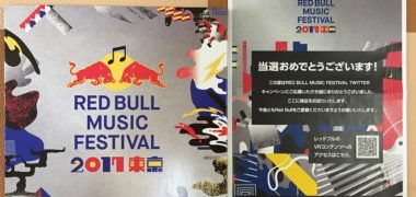Red Bull JapanのTwitter懸賞で「VR Card Board」が当選