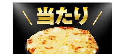 ドミノ・ピザのTwitter懸賞で「1,000円OFFクーポン」が当選