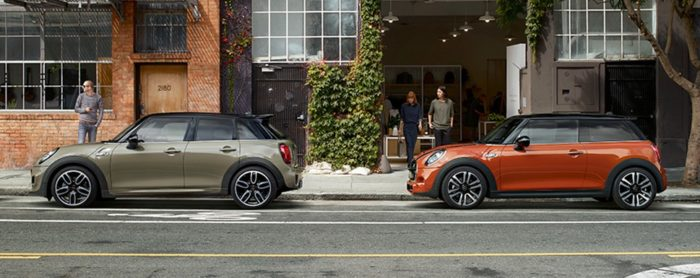 MINI Japanの「THE NEW MINI 3 DAYS TEST DRIVE.」キャンペーン