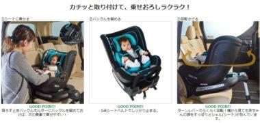 日本育児の「バンビーノ360Fixプレゼントキャンペーン