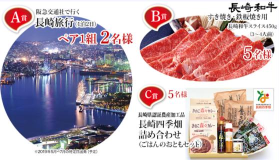 長崎県と 阪急阪神ホールディングスグループのコラボ企画「食べてみんね!来てみんね!長崎キャンペーン