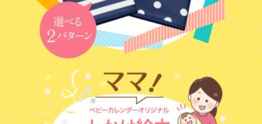 株式会社ベビーカレンダーの「プレママ&ママ応援 全員無料プレゼント!」キャンペーン