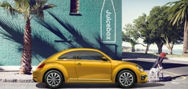 Volkswagenの「映画 バンブルビー 世界に1台限定!黄色いビートルがもらえる!キャンペーン