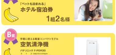 ユニフルーティージャパンの「#みんなバナナが大好き フォトコンテスト」キャンペーン