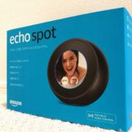 Amazon EchoのTwitter懸賞で「Echo Spot引き換えクーポン」が当選