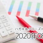 ハガキ懸賞&クローズド懸賞の「当選確率」徹底検証! ~2020年8月応募分~