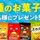 東ハトお菓子10種