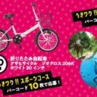 折りたたみ自転車 / Nintendo Switch 他
