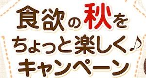rinnai 合計100名様に抽選で豪華景品が当たる!食欲の秋をちょっと楽しく♪キャンペーン 第17弾:床暖房で快適.com
