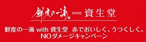 応募上のご注意|鮮度の一滴 WITH 資生堂 【ヤマサ醤油株式会社】 yamasa SHISEIDO