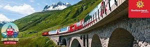 スイス・グランドトレインツアー プレゼントキャンペーン