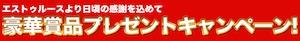 エストゥルースより日頃の感謝をこめて〜豪華賞品プレゼントキャンペーン! EsTRUTH