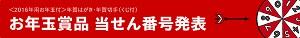 日本郵便「<2016年用お年玉付>年賀はがき」